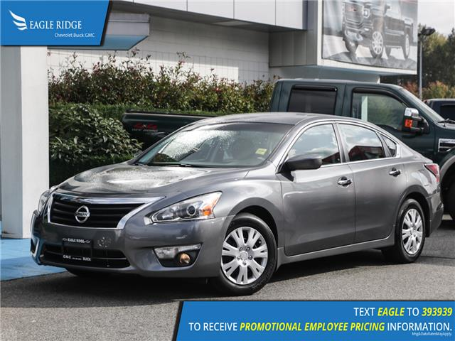2015 Nissan Altima 2.5 S (Stk: 159275) in Coquitlam - Image 1 of 15