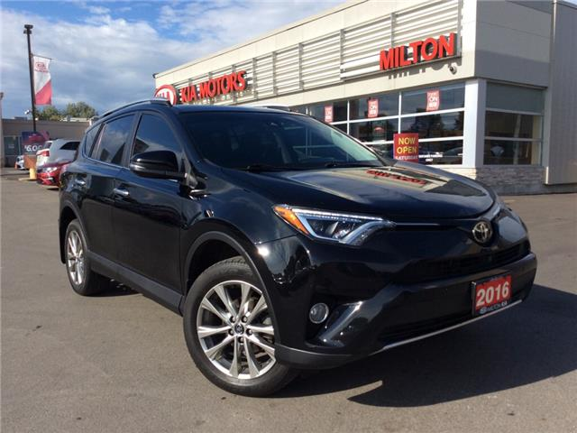 2016 Toyota RAV4 Limited (Stk: P0122) in Milton - Image 1 of 20