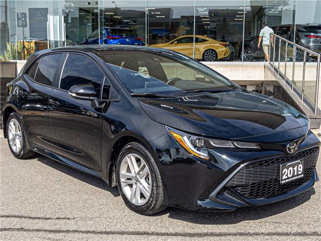 2019 Toyota Corolla Hatchback  (Stk: 28988A) in Markham - Image 1 of 22