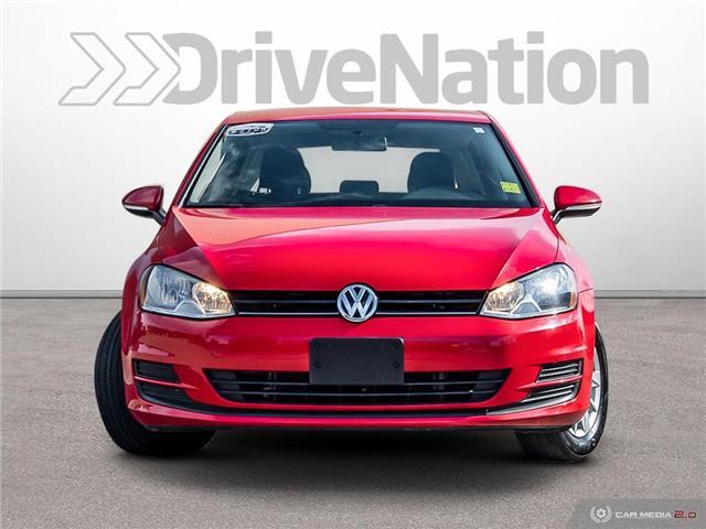 2017 Volkswagen Golf 1.8 TSI Trendline (Stk: D1476) in Regina - Image 2 of 25