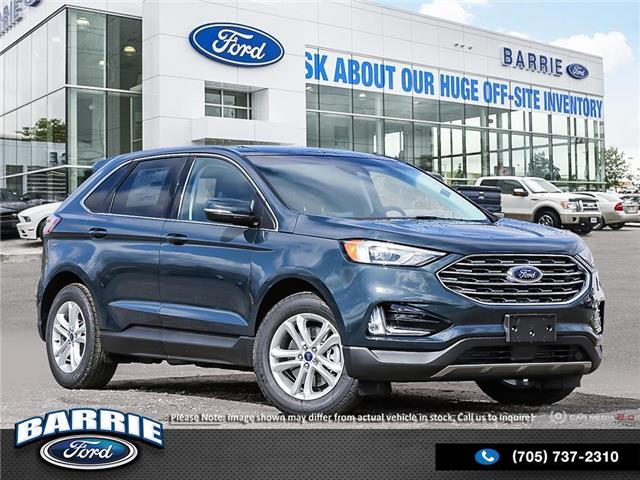 2019 Ford Edge SEL (Stk: T1498) in Barrie - Image 1 of 27