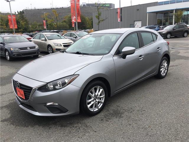 2015 Mazda Mazda3 Sport GS (Stk: H438500A) in Saint John - Image 1 of 30