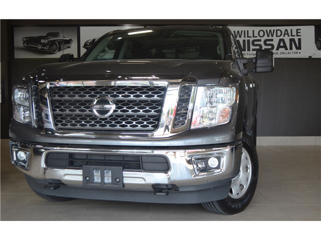 2018 Nissan Titan XD SV Diesel (Stk: E6837A) in Thornhill - Image 1 of 27