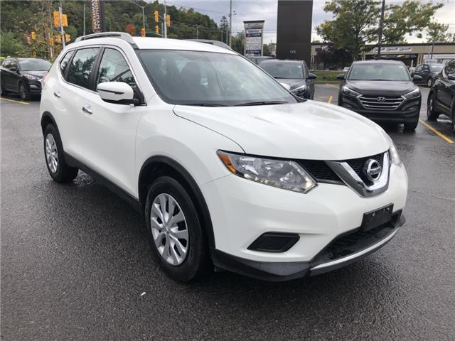 2016 Nissan Rogue S (Stk: R96356A) in Ottawa - Image 1 of 12