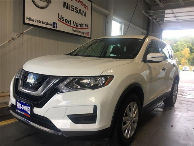 2017 Nissan Rogue S (Stk: P0710) in Owen Sound - Image 1 of 12