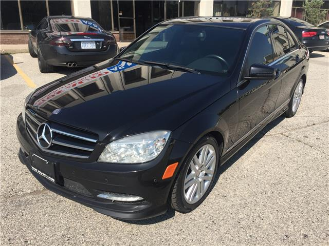 2011 Mercedes-Benz C-Class Base (Stk: ) in Toronto - Image 1 of 14