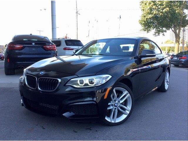2016 BMW 228i xDrive (Stk: 13413AA) in Gloucester - Image 1 of 26