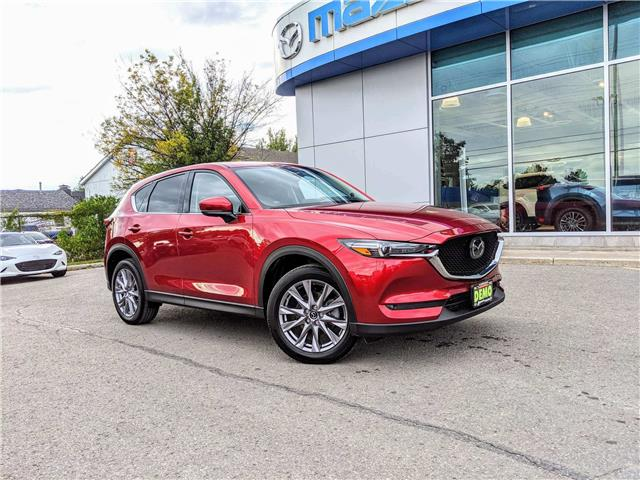 2019 Mazda CX-5 GT w/Turbo (Stk: K7536) in Peterborough - Image 1 of 23