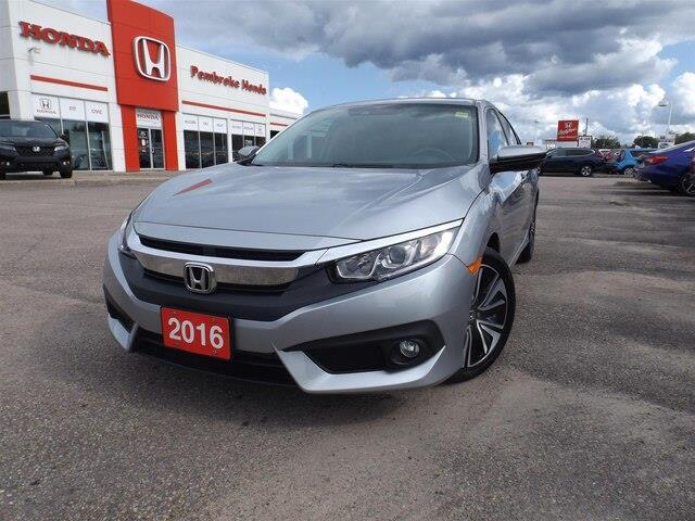 2016 Honda Civic EX-T (Stk: 19048A) in Pembroke - Image 1 of 30
