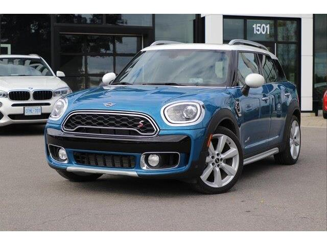 2019 MINI Countryman Cooper S (Stk: P1826) in Ottawa - Image 1 of 30