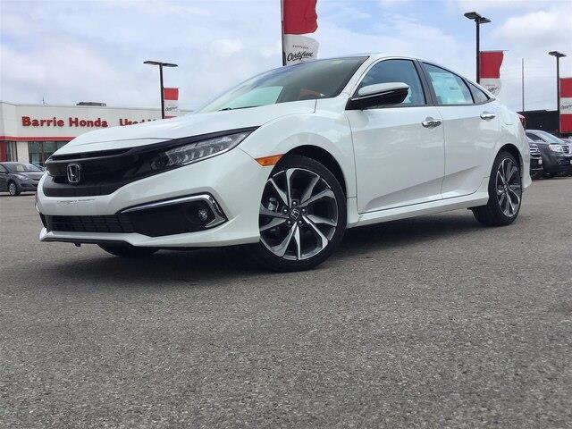 2019 Honda Civic Touring (Stk: 191904) in Barrie - Image 1 of 24
