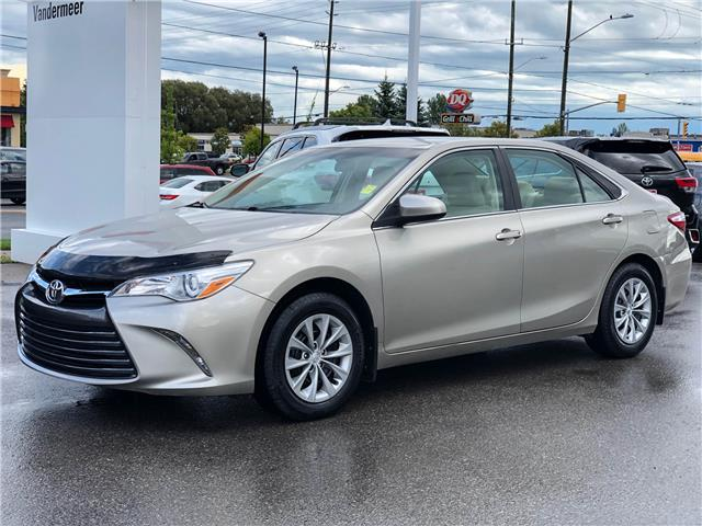 2015 Toyota Camry LE (Stk: W4859) in Cobourg - Image 1 of 19