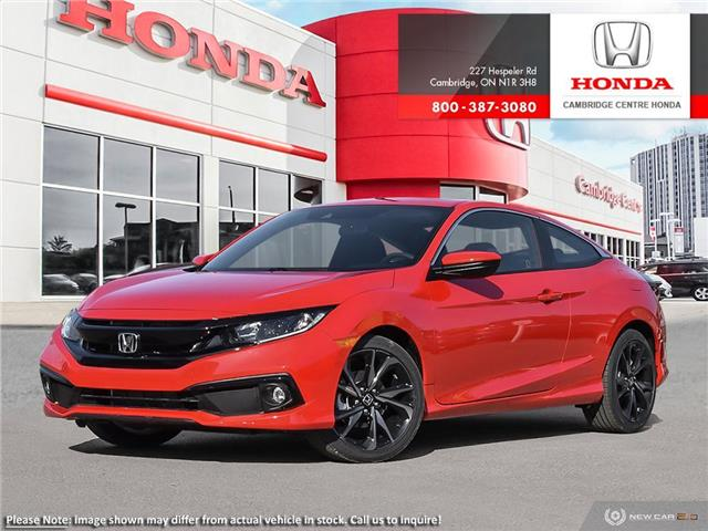2019 Honda Civic Sport (Stk: 20283) in Cambridge - Image 1 of 24