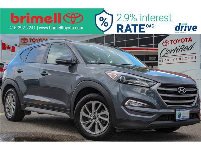 2018 Hyundai Tucson Luxury 2.0L KM8J3CA4XJU712052 10001R in Scarborough
