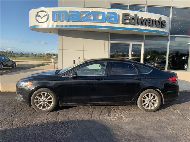 2017 Ford Fusion SE (Stk: 22014) in Pembroke - Image 1 of 10