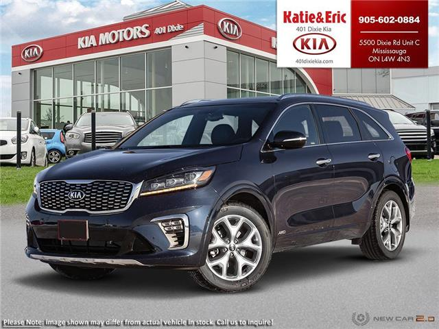 2020 Kia Sorento 3.3L SX (Stk: SO20006) in Mississauga - Image 1 of 24