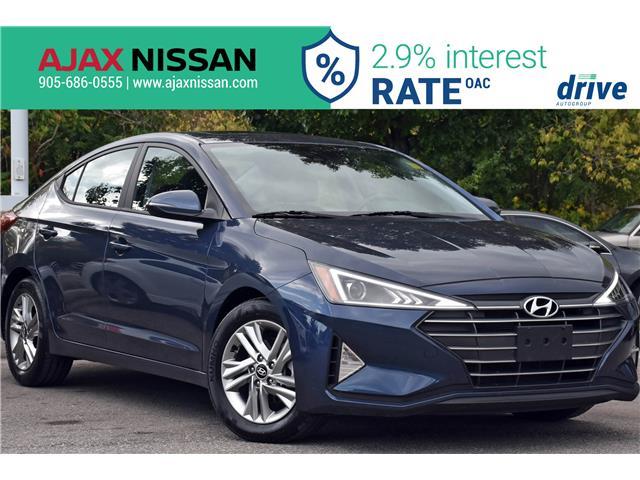 2019 Hyundai Elantra Ultimate (Stk: P4259R) in Ajax - Image 1 of 34