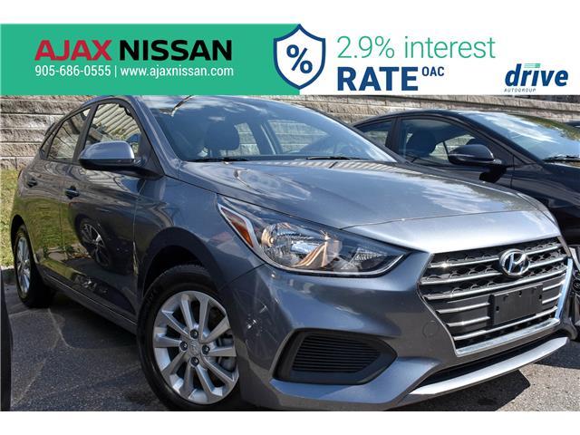 2019 Hyundai Accent Preferred (Stk: P4261R) in Ajax - Image 1 of 28
