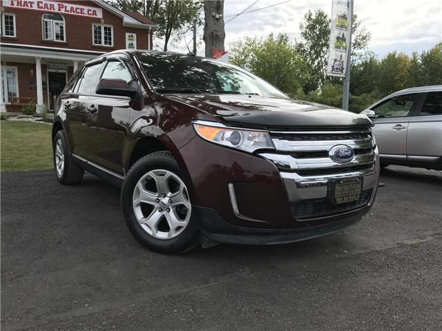 2012 Ford Edge SEL (Stk: 5410) in London - Image 1 of 21