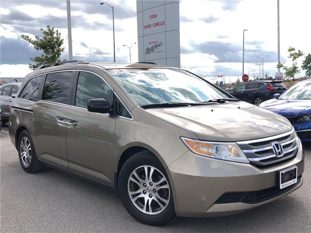 2011 Honda Odyssey EX (Stk: 66981A) in Mississauga - Image 1 of 20