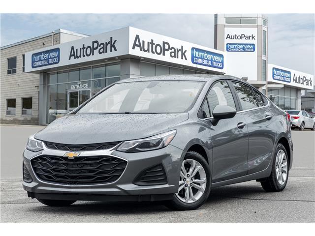 2019 Chevrolet Cruze LT (Stk: ) in Mississauga - Image 1 of 19