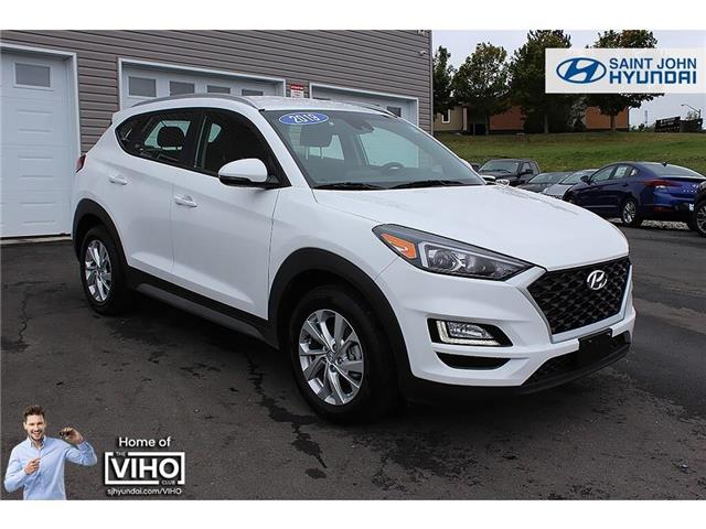 2019 Hyundai Tucson Preferred (Stk: U2350) in Saint John - Image 1 of 20