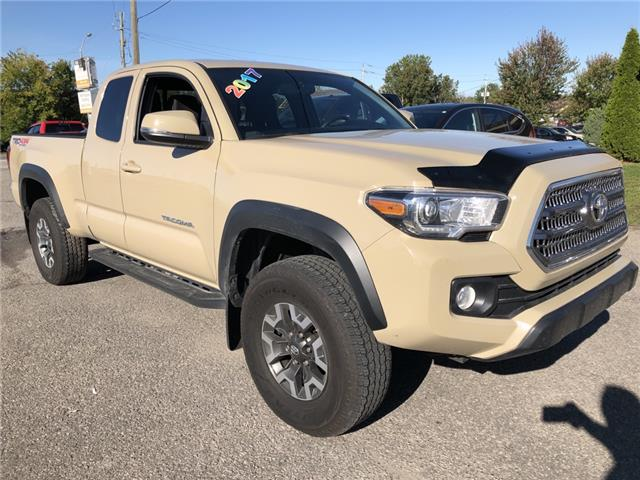 2017 Toyota Tacoma TRD Off Road (Stk: -) in Kemptville - Image 1 of 5