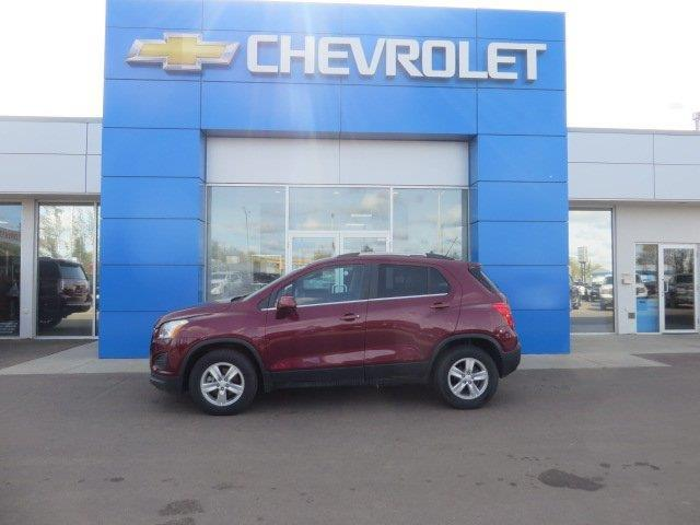 2015 Chevrolet Trax 1LT (Stk: C00012) in STETTLER - Image 1 of 16