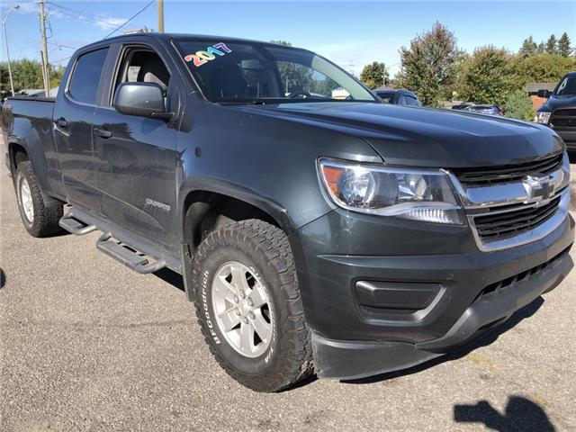 2017 Chevrolet Colorado WT (Stk: ) in Kemptville - Image 1 of 3