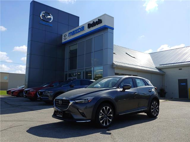 2019 Mazda CX-3 GT (Stk: T19120) in Woodstock - Image 1 of 1