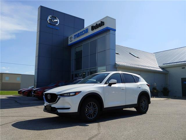 2019 Mazda CX-5 GS (Stk: T1962) in Woodstock - Image 1 of 1