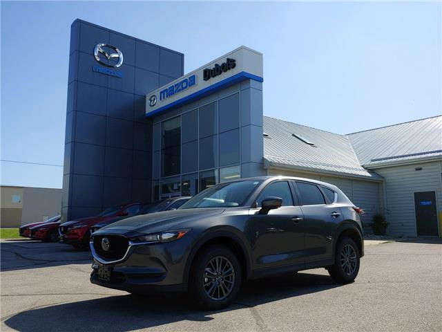 2019 Mazda CX-5 GS (Stk: T1963) in Woodstock - Image 1 of 1