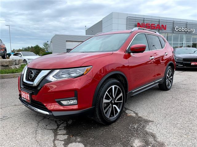 2017 Nissan Rogue SL Platinum 5N1AT2MVXHC871510 CHC871510L in Cobourg