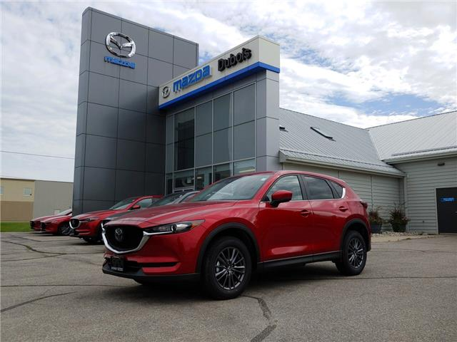 2019 Mazda CX-5 GS (Stk: T1964) in Woodstock - Image 1 of 1