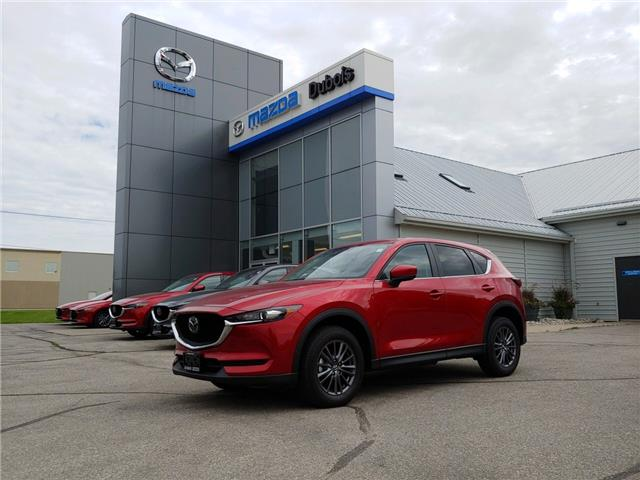 2019 Mazda CX-5 GS (Stk: T1934) in Woodstock - Image 1 of 1