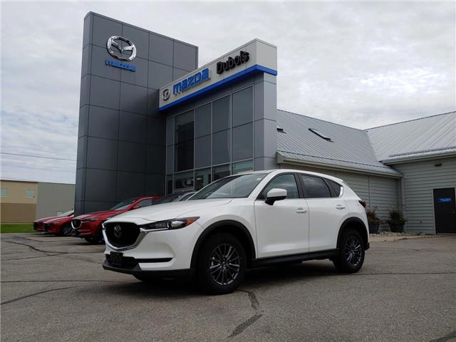 2019 Mazda CX-5 GS (Stk: T19111) in Woodstock - Image 1 of 1