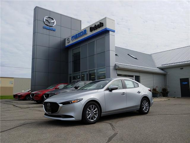 2019 Mazda Mazda3 GS (Stk: C1965) in Woodstock - Image 1 of 1