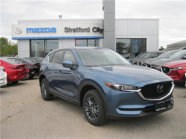 2019 Mazda CX-5 GS (Stk: 19110) in Stratford - Image 1 of 7