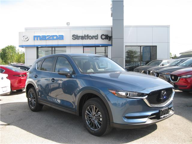 2019 Mazda CX-5 GS (Stk: 19095) in Stratford - Image 1 of 7