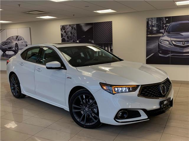 2020 Acura TLX A-Spec (Stk: TX12697) in Toronto - Image 1 of 4
