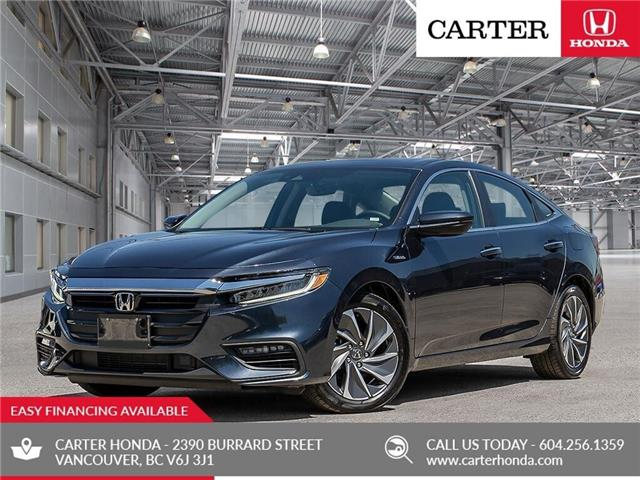 2019 Honda Insight Touring (Stk: IK07680) in Vancouver - Image 1 of 23