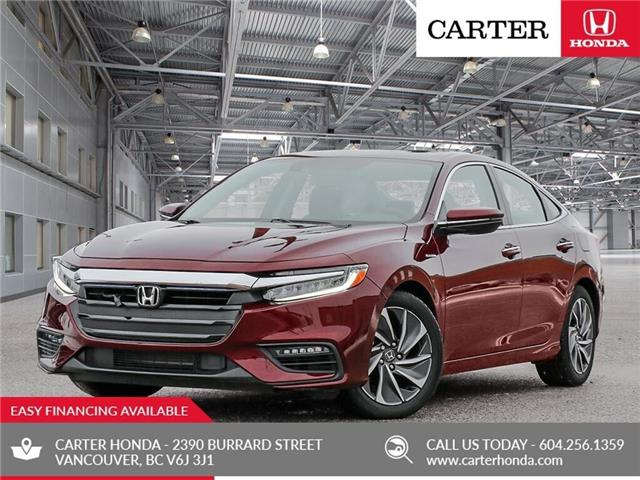 2019 Honda Insight Touring (Stk: IK05940) in Vancouver - Image 1 of 2