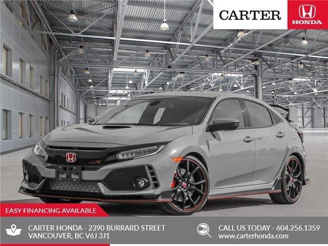 2019 Honda Civic Type R Base (Stk: 9K06380) in Vancouver - Image 1 of 23