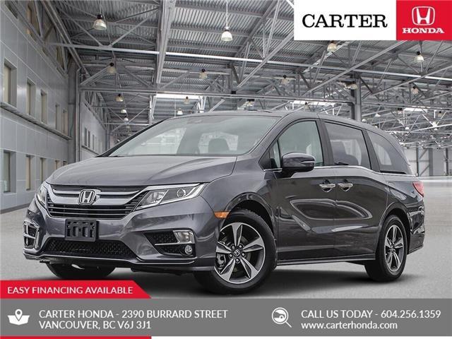 New 2019 Honda Odyssey EX-L  - Vancouver - Carter Honda