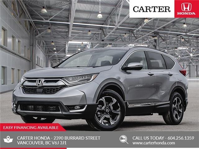 New 2019 Honda CR-V Touring  - Vancouver - Carter Honda