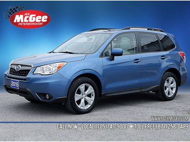2015 Subaru Forester 2.0XT Touring (Stk: 19482A) in Peterborough - Image 1 of 21