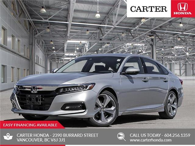 2019 Honda Accord Touring 1.5T (Stk: 6K55620) in Vancouver - Image 1 of 21