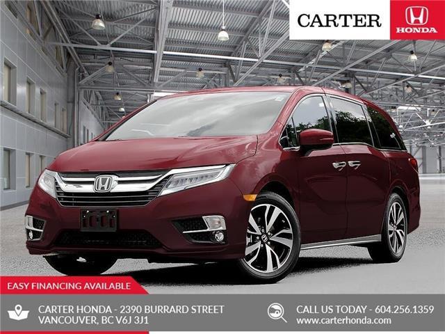 New 2019 Honda Odyssey Touring  - Vancouver - Carter Honda