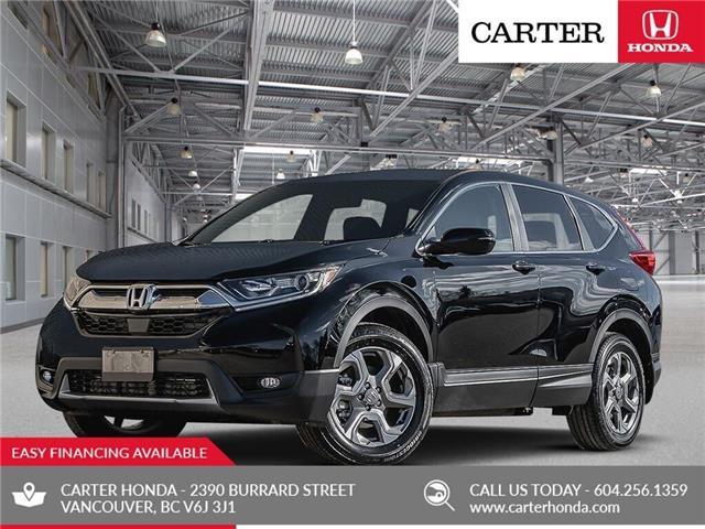 New 2019 Honda CR-V EX  - Vancouver - Carter Honda