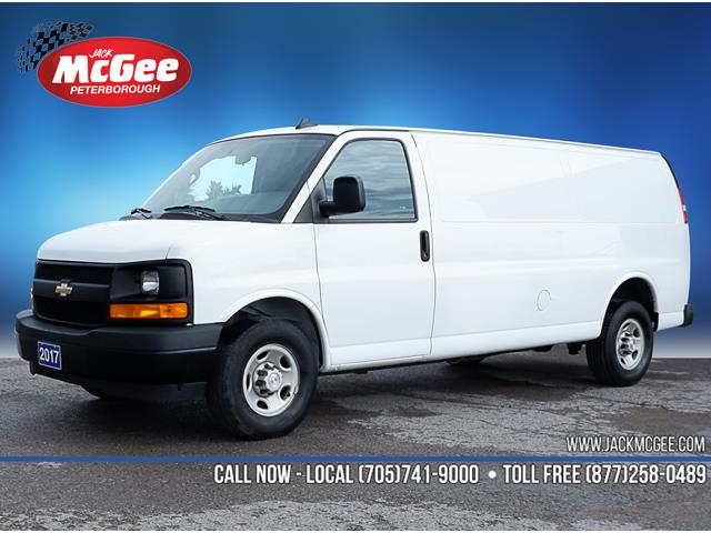 2017 Chevrolet Express 2500 1WT (Stk: 19518B) in Peterborough - Image 1 of 14